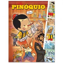 Pinóquio em Quadrinhos